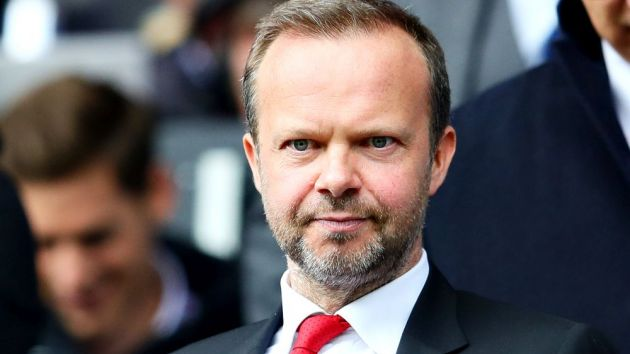 Man Utd to rebuild under Solskjaer - Woodward