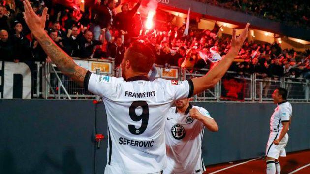 Krombacher Eintracht Frankfurt Gewinnspiel