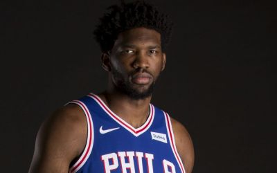 Joel Embiid trials Under Armour as he seeks new shoe deal