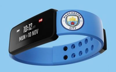 Manchester City release Fantom wrist wearable