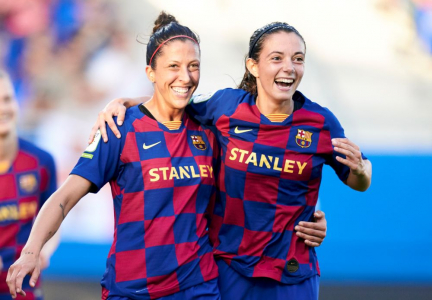 Barcelona to broadcast every women's home game in house