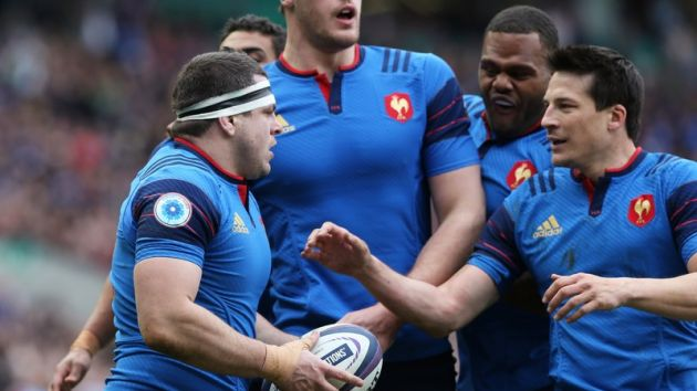 France Télévisions secures new packages of rugby rights