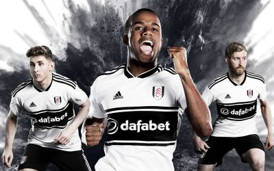 Fulham announce 'record' Dafabet deal
