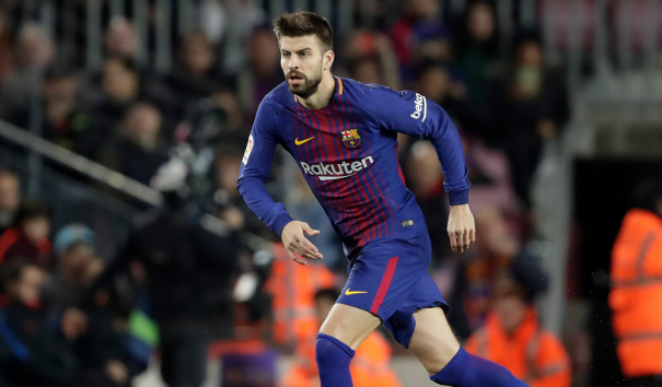 Barcelona launch esports team in Gerard Pique's PES league