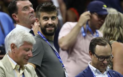 Gerard Pique ups tennis interest with US$10 million tournament