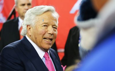 New England Patriots owner Robert Kraft linked to Sevilla takeover