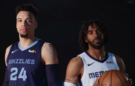 Memphis Grizzlies name FedEx as first jersey sponsor