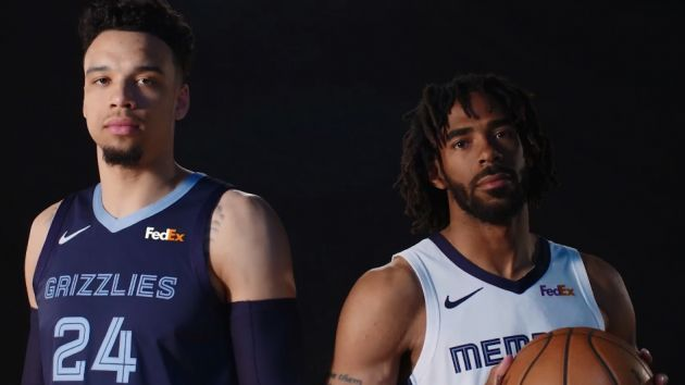 c060475dffb Memphis Grizzlies name FedEx as first jersey sponsor. International  delivery service already holds NBA franchise s home ...