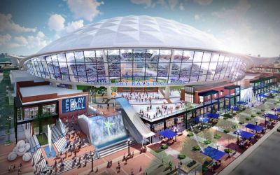 Tampa Bay Rays announce new ballpark plans