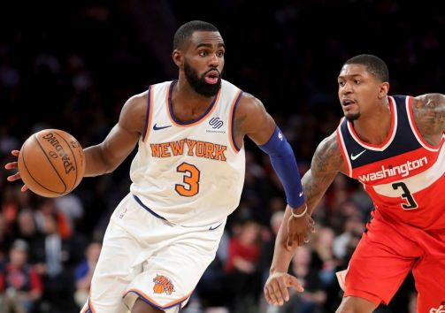 Knicks and Wizards set for 2019 NBA London Game
