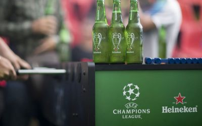 Uefa amends Champions League alcohol sales laws
