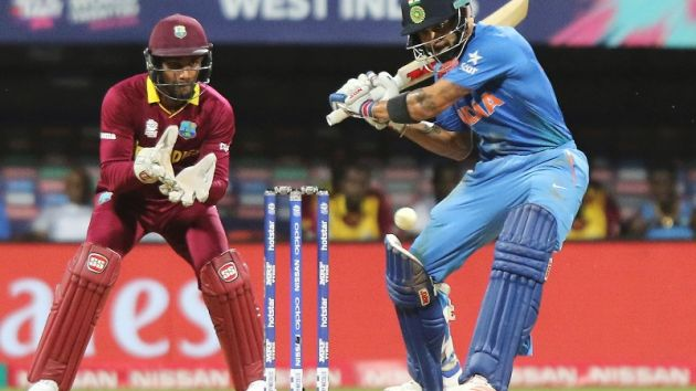 Cricket: Paytm title sponsor West Indies v India T20 series