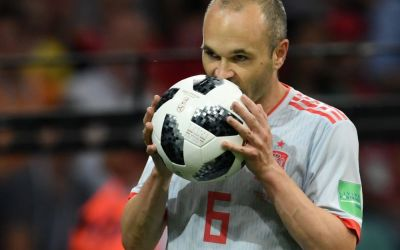 Iniesta-backed social platform announces blockchain update