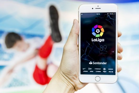 La Liga partnership sees 18 Spanish clubs release personalised apps