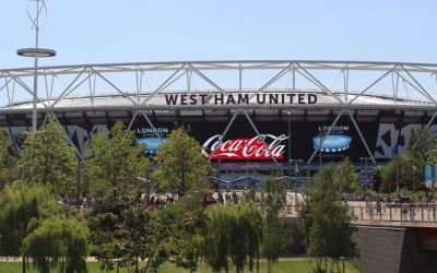 London Stadium signs up for Coca-Cola drinks deal