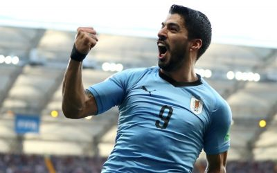Luis Suarez signs UK£1 million Puma deal