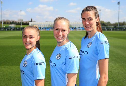Manchester City women in WSL first with sleeve sponsorship deal