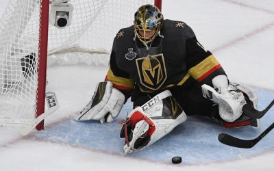 Vegas Golden Knights sign up with Exeo Entertainment