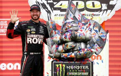 Nascar champs Furniture Row Racing to fold after 2018 season