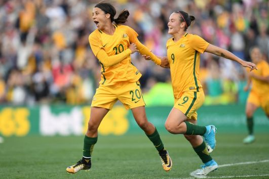 SBS to broadcast W-League and Matildas friendlies