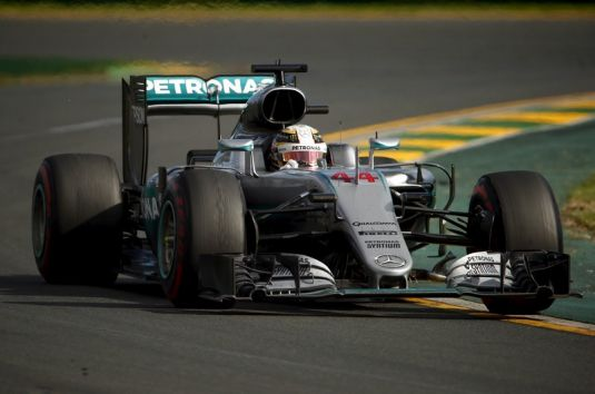 Sky Sports in pole position for Formula One