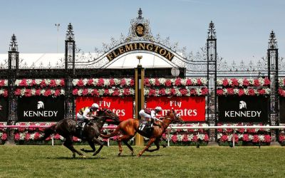Melbourne Cup signs AUS$100 million Network Ten deal