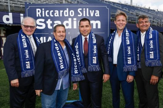 Miami FC to play at Riccardo Silva Stadium