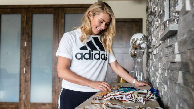 Mikaela Shiffrin pens global Adidas endorsement deal