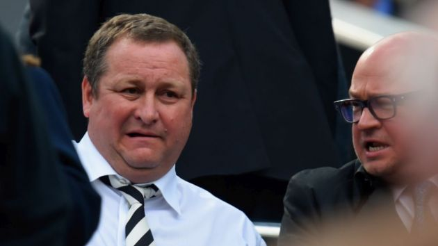 Mike Ashley may have scuppered Newcastle takeover with interview on Sky News