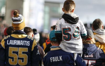 NFL expands Mitchell and Ness deal amid international growth