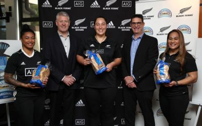 New Zealand Rugby women's teams sign landmark Molenberg deal
