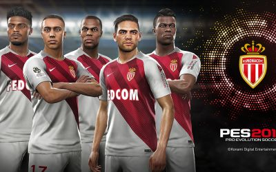 AS Monaco net Konami esports deal