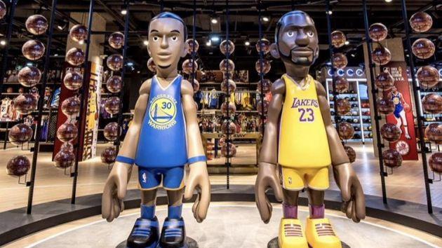best loved 0b89a d645b NBA open flagship store in Beijing - SportsPro Media