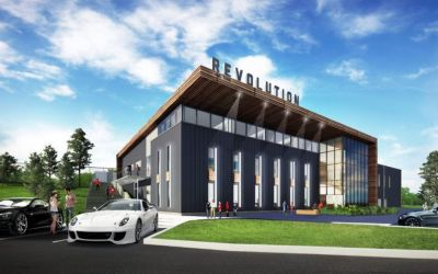 New England Revolution reveal US$35m training facility plans