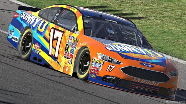 Sunny Delight extends with Roush Fenway Racing