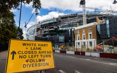 Tottenham deny industry reports of new delays
