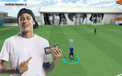 Neymar launches own mobile game