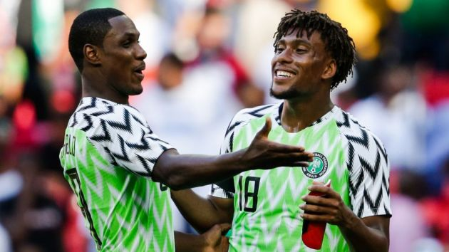 brand new fac3a 6e8d3 Nigerian FA hails new Nike deal 'best ever for an African ...