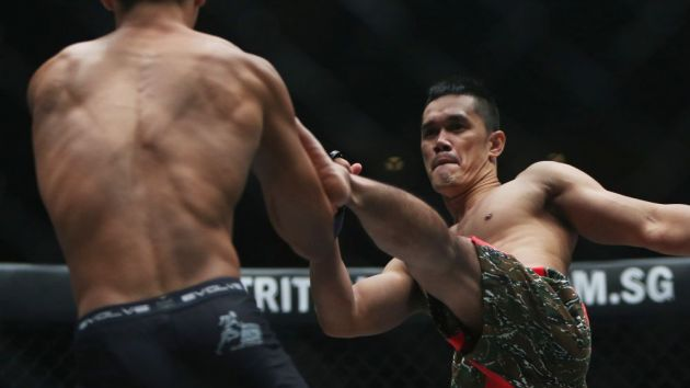 One Championship strikes out with new kickboxing league