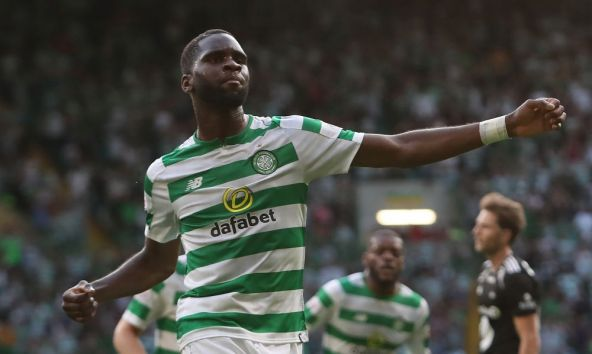 Celtic sign 'record' long-term Dafabet extension
