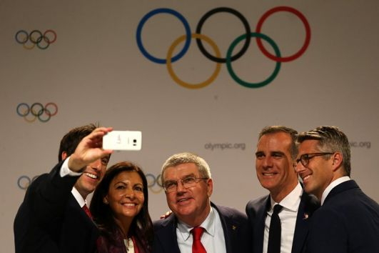 IOC celebrates as Paris 2024 and LA 2028 are confirmed