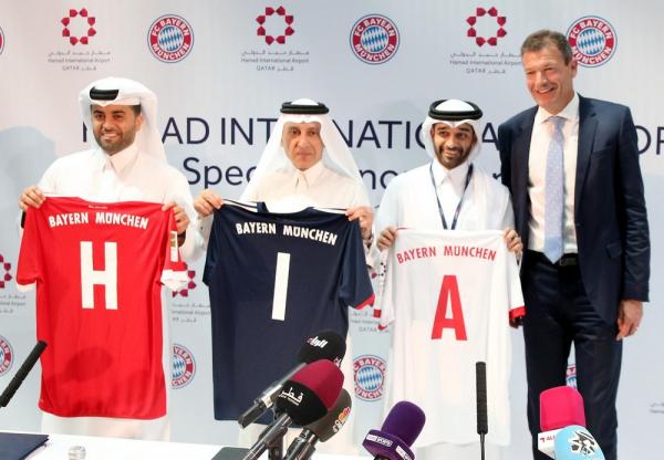 Bayern Munich announce first ever shirt sleeve sponsor - SportsPro Media 54fbec3e2
