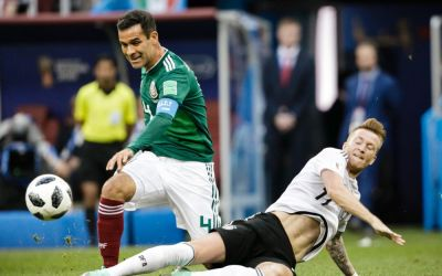 Rafael Marquez barred from World Cup sponsor activity in blacklisting scandal