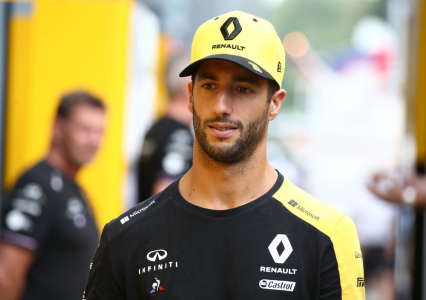 Renault F1 announce UK£7.4m loss for 2018