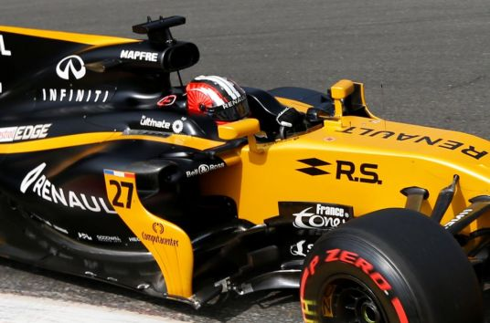 Renault F1 expand partnership with Mapfre