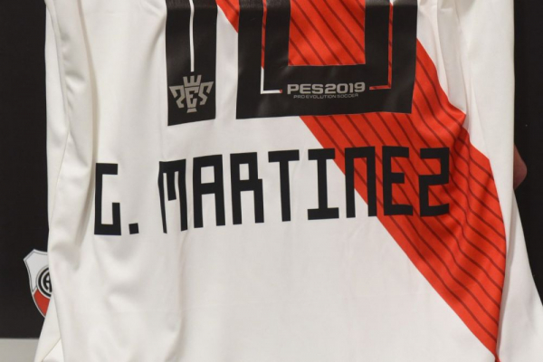 River Plate partner with PES in shirt number deal - SportsPro Media e1bbd65c5