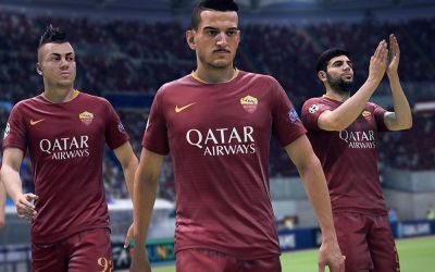 AS Roma partner with EA ahead of FIFA 19 release