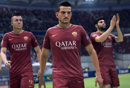 As Roma Partner With Ea Ahead Of Fifa  Release