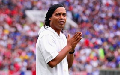 Ronaldinho launches own coin as part of esports plan