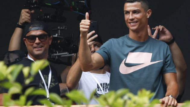 'Ronaldo move motivated by taxes', says La Liga's Javier Tebas